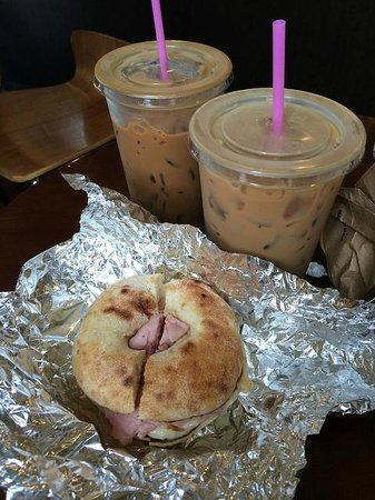 Joe Coffee & Cafe: Breakfast