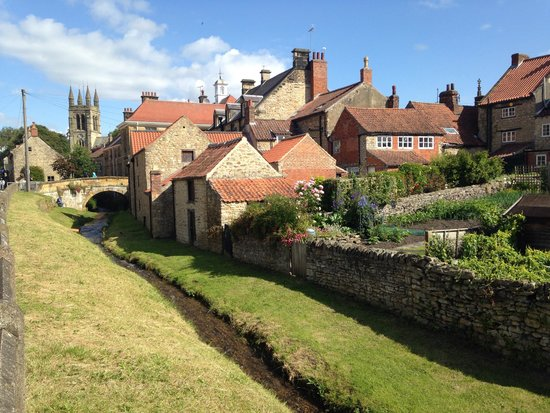 Feversham Arms Hotel & Verbena Spa : The beautiful village of Helmsley
