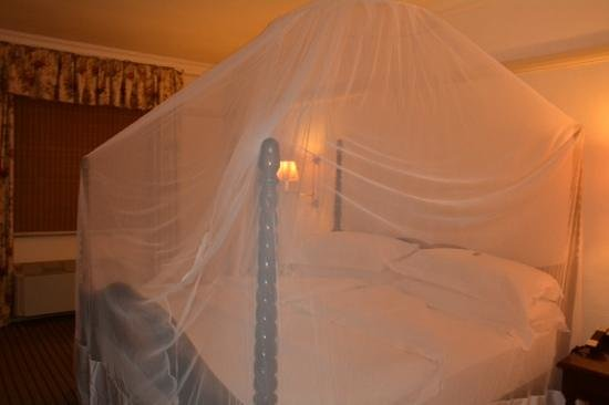 The Victoria Falls Hotel: Turn down service