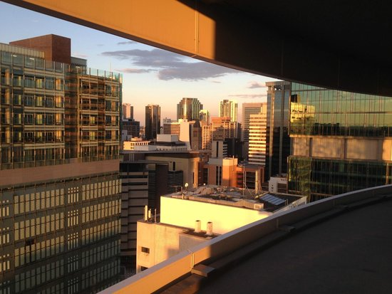 Meriton Suites Herschel Street, Brisbane: view 18th floor