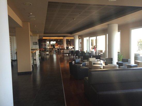 Hotel Tiber Fiumicino: Фоей