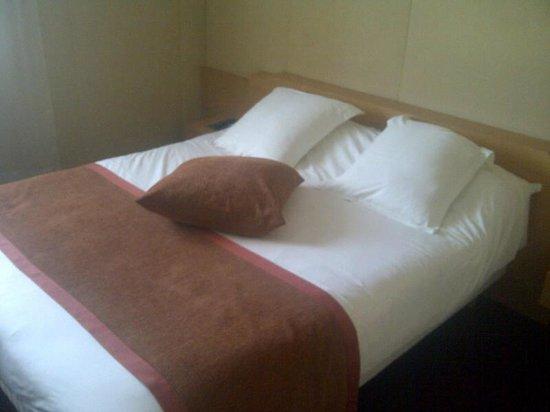 Hotel du Beryl : Literie