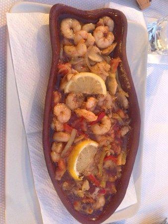 Sempati Turkish Cuisine : Shrimps