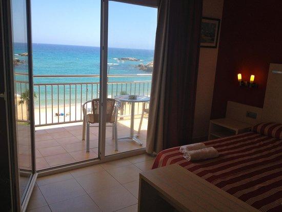 Hotel Reimar: vue de la chambre