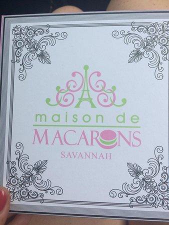 Marche De Macarons: Cute box