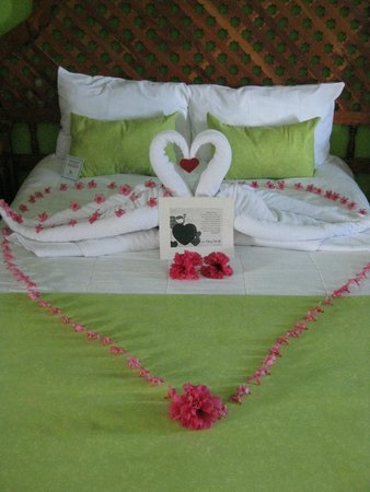 Cancun Bay Resort: our honeymoon suite