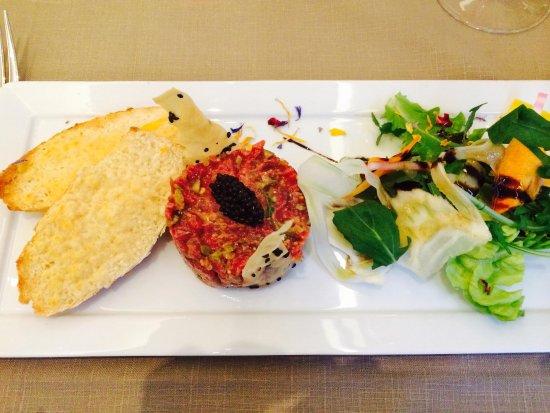 Minotor Steakhouse: Tartare terre & mer