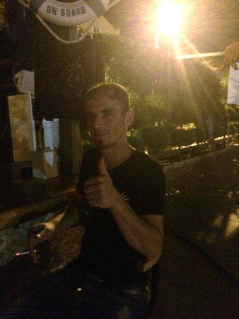 Club Dorado Hotel: Joe