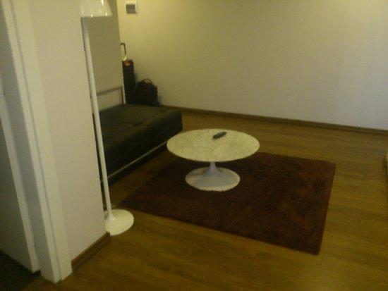 Holiday Inn Genoa City : junior suite