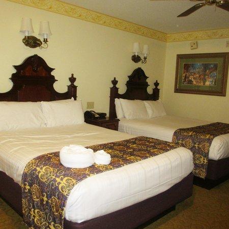 Disney's Port Orleans Resort - French Quarter : Room