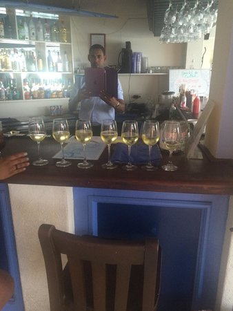 South Gap Hotel: Celebrating the end of our honeymoon