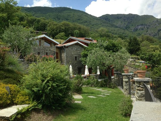 Agriturismo Tre Terre: Hotelumgebung