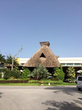Mayan Palace Riviera Maya : The lobby