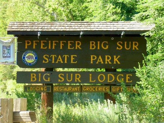 Pfeiffer Big Sur State Park: Big Sur State Park