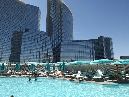 Vdara Hotel & Spa: piscina