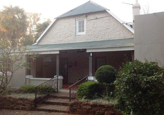 Haggards Hilldrop: Historic homestead