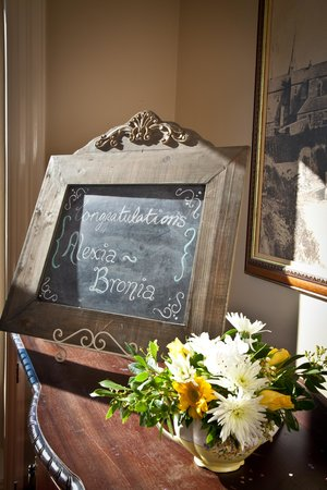 Listowel Arms Hotel: Christeneing name