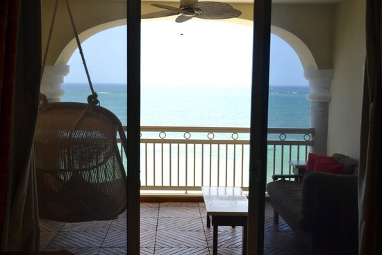 Iberostar Grand Hotel Rose Hall: Room with a view