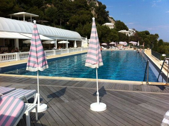Grand-Hotel du Cap-Ferrat: pool