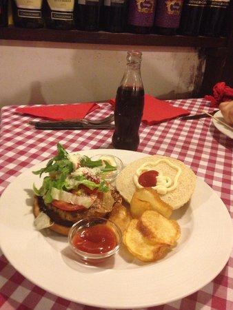 Il Ciak: Super hamburger !!