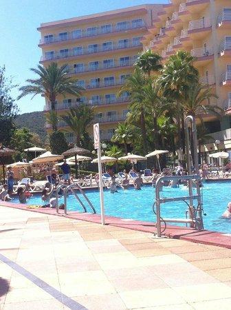 Globales Palmanova: pool