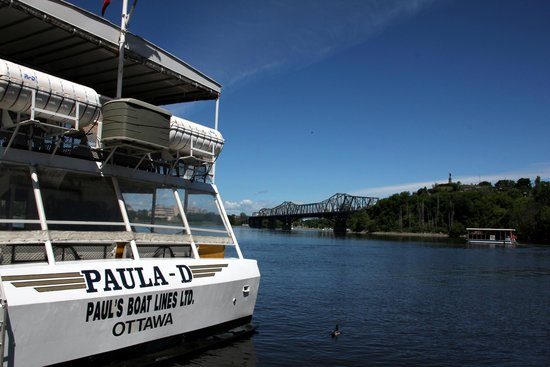 Paul's Boat Lines : river cruise