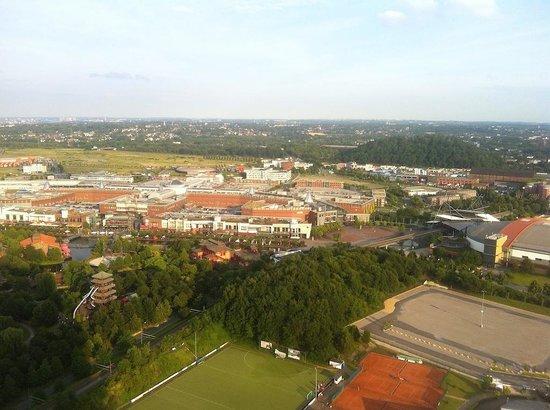 centro oberhausen mall