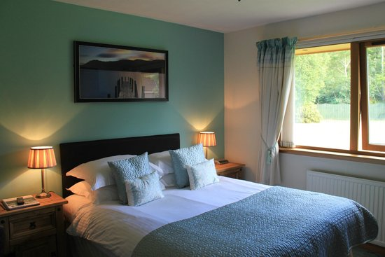 Woodlands Guest House : Chambre