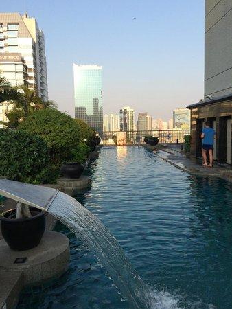 Banyan Tree Bangkok: el relax