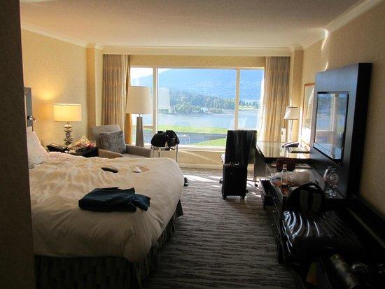 Fairmont Waterfront: View