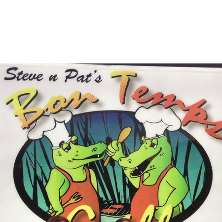 BON TEMPS GRILL: Restaurant Sign