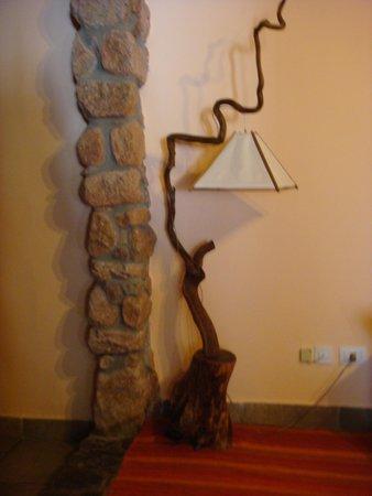 Hotel Killa Cafayate : un rincon del cuarto