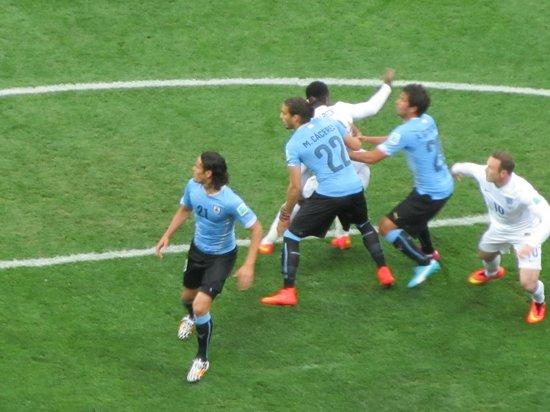 Corinthians Arena: 123
