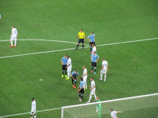 Corinthians Arena: 22