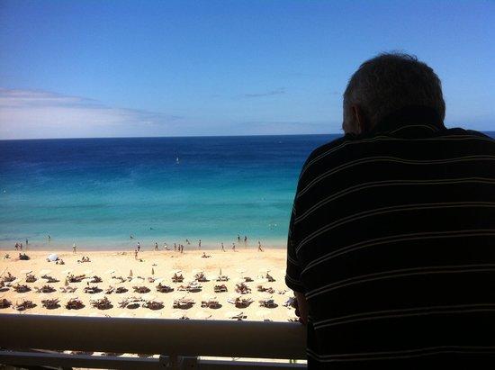 Hotel Riu Palace Jandia : Playa de Jandia