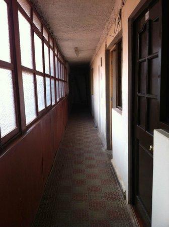 La Casona De Rimacpampa: Corridor