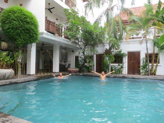 Rambutan Resort - Siem Reap: The pool