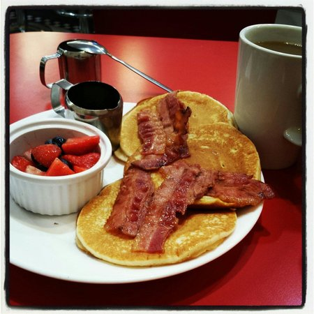 Ed's Easy Diner - Leicester: Pancakes at Eds