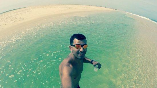 Vilatur Beach: Praia de Vilatur (Lagomar)