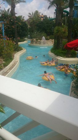 PortAventura Aquatic Park: Lazy river