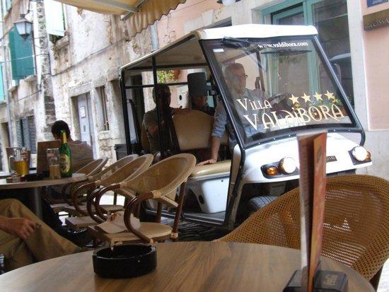 Villa Valdibora: Must have transport