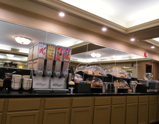 Best Western Heritage Inn: Breakfast room
