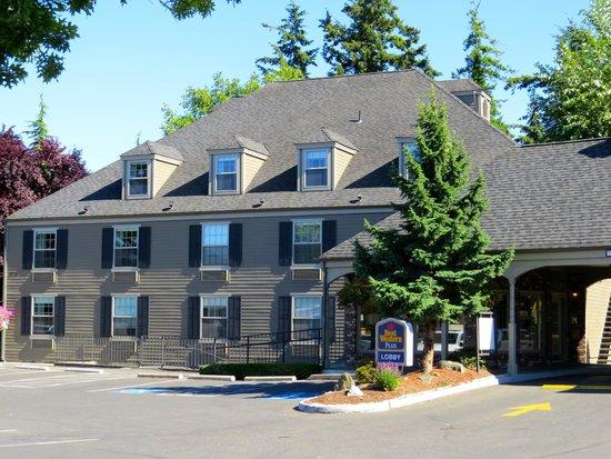 BEST WESTERN PLUS Heritage Inn : Southern Styling