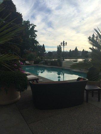 Pullman San Francisco Bay: Pool outside