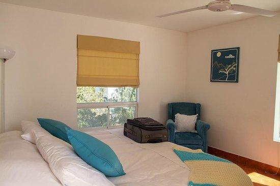 Hotel Los Palomos: Habitación doble.