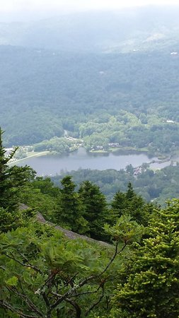 Grandfather Mountain Overlook: View From The Top
