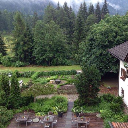 Hotel Bad Schoergau: Vista dalla stanza