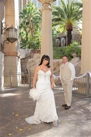 Mandalay Bay Wedding Chapels: Beautiful day