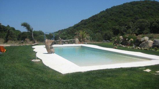 La Quercia della Gallura : The pool
