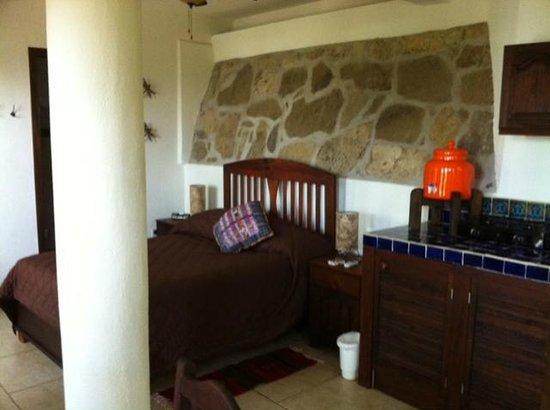 Casa Sol Zipolite: Zimmer 2